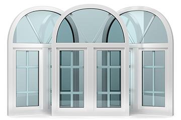 Half round Windows, Custom Quality Design, Casements Grills,