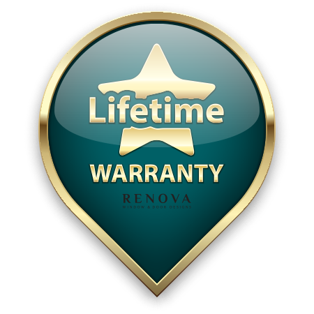 Life Time Transferable Warranty, Vinyl Windows And Doors, Renova Windows